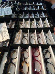 Das Bild zeigt Brillen - Brillenfassungen - von Martin&Martin
